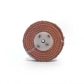 Hessian Rope Buffer Wheel - 100mm/20mm