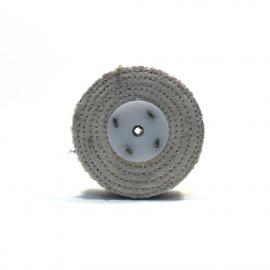Hessian Rope Buffer Wheel - 100mm/30mm